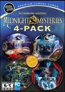 Midnight Mysteries 4-Pack Collector's Edition