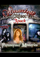 Amazing Hidden Object Games 3 Pack: Paranormal Mysteries