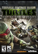 Teenage Mutant Ninja Turtles Out of the Shadow