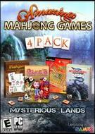 Amazing Mahjong Games 4 Pack: Mysterious Lands