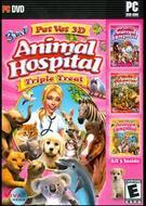 Pet Vet 3D: Animal Hospital - Triple Treat