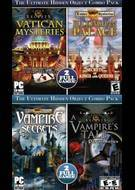 Hidden Mysteries: Vampire Secrets/Lost Secrets: Vampire's Tale - Paris Stories