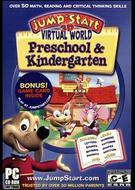 JumpStart 3D Virtual World: Preschool & Kindergarten