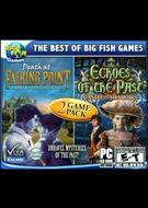 Best of Big Fish Games: Death at Fairing Point/Echoes of the Past: Castle of Shadows