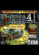 Nightmares From the Deep: The Cursed Heart - Collector's Edition 4 Pack