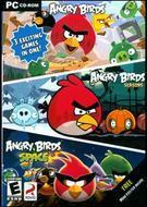 Angry Birds / Angry Birds Seasons / Angry Birds Space