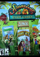 Amazing Farm Games