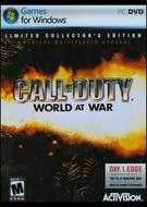 Call of Duty: World at War - Limited Collector's Edition