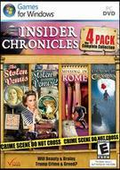 Insider Chronicles 4 Pack: The Complete Collection