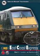 East Coast Express: London to Peterborough