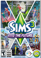 The Sims 3: Into The Future DLC