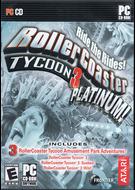 RollerCoaster Tycoon 3: Platinum