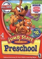 JumpStart Advanced: Preschool