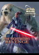 Star Wars Galaxies Trading Card Game: The Nightsister's Revenge