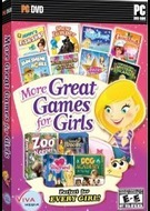 More Great Games for Girls