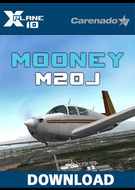 Carenado Mooney M20J