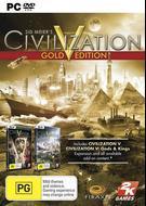 Sid Meier's Civilization 5: Gold Edition