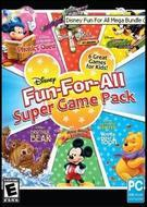 Disney Fun-For-All Super Game Pack