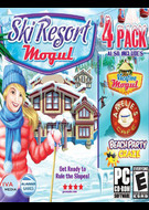 Ski Resort Mogul [4 Pack]
