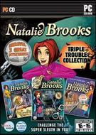 Natalie Brooks: Triple Trouble Collection
