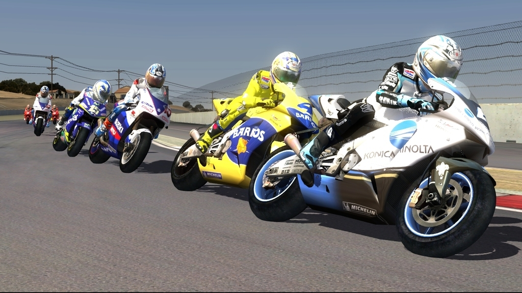 Download: MotoGP 3 Ultimate Racing Technology PC game free. Review and video: Simulation. News ...