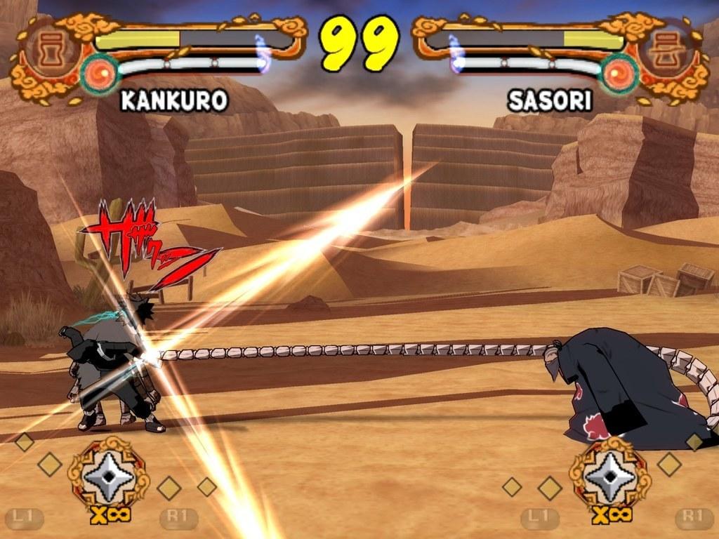 Naruto shippuden ultimate ninja heroes 3 скачать 0. 7 на psp.