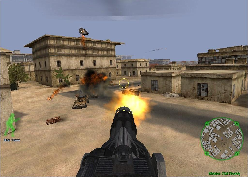 black hawk down game free pc