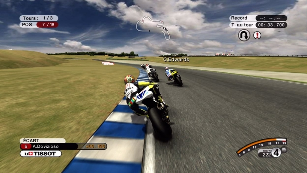 Download: MotoGP 08 PC game free. Review and video: Racing. News and articles on gamespace ...