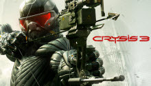 Crysis 3 game's screenshots