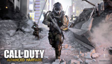CoD: Advanced Warfare news - there isn't the Wii U version, but there will be the splitscreen