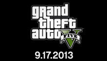 Disappointing official GTA 5 release date