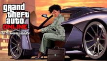 Свежее обновление GTA Online выйдет уже 4 марта