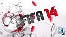 Скриншоты FIFA 14 представляют футболистов ФК Барселона