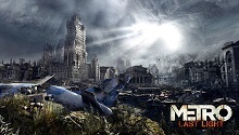 New Metro: Last Light trailer is released!