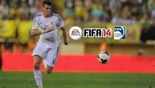 What will happen with FIFA 14 Career mode in the course of the transition to next-generation consoles?