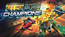 Quantum Rush: Champions game is out now in Early Access on Steam