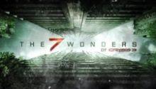 Альберт Хьюз расскажет о 7 Чудесах Crysis 3