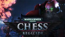 Warhammer 40,000: Chess - Regicide game has been announced