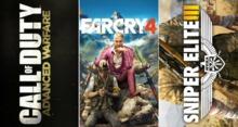 Condensé d'actualités de jeux vidéos de la semaine
