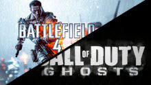 Call of Duty: Ghosts system requirements and Battlefield 4 trailer