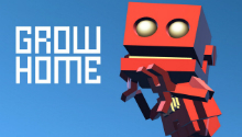 Платформер Grow Home выйдет на PS4