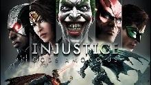 Игра Injustice: Gods Among Us: новое DLC и трейлер