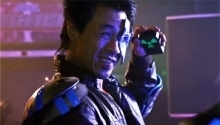 Ubisoft released a cinematic Far Cry 3: Blood Dragon trailer