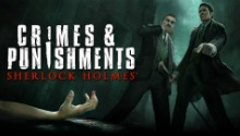 Several new Sherlock Holmes: Crimes & Punishments screenshots have appeared