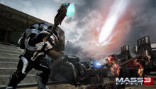 Two Mass Effect 3 DLCs were announced