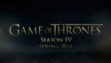 Game of Thrones: Season 4 got fresh video (movie)