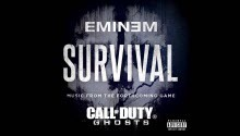 New Eminem Survival video features Ghosts from the upcoming Call of Duty