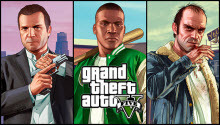 The first update of GTA V on PC will be released today
