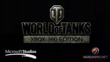 Вышла World of Tanks: Xbox 360 Edition