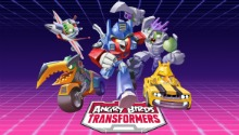 Angry Birds Transformers game has been announced